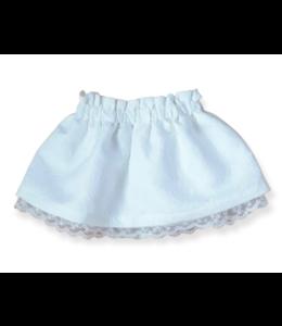 Skirt Sofie - WHITE