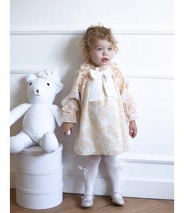 LE ROYAUME DES MOUTONS Fleur dress - YELLOW