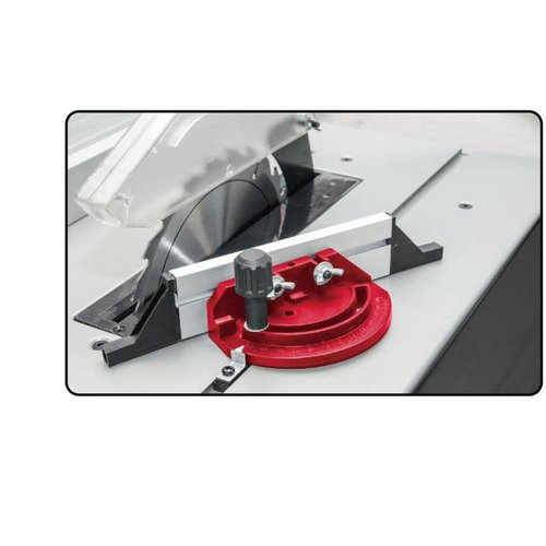 TS254SL Zaagtafel met twee zijbladen