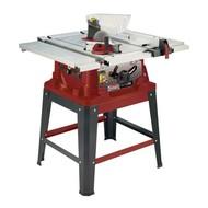 TS254SE Tischkreissäge mit 3 Tischverbreiterungen