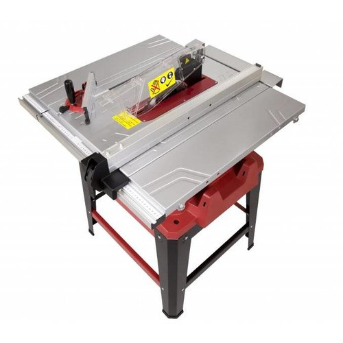 TS254SE Table Saw with 3 Table Extensions