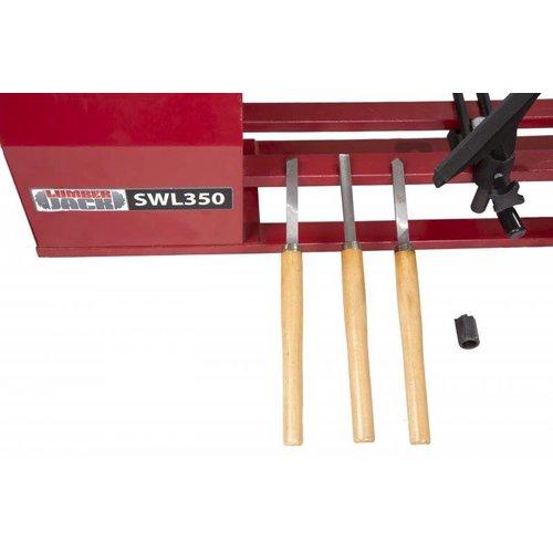 Lumberjack Houtdraaibank - SWL350