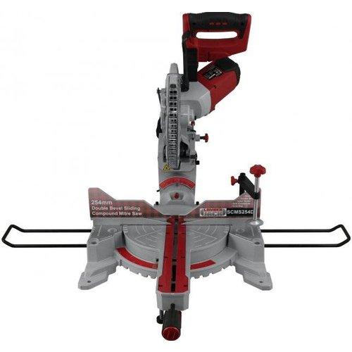 SCMS254DB Zug-Kapp-Gehrungssäge Dual