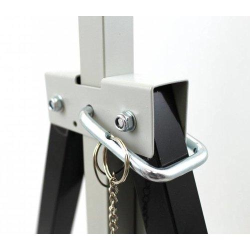 Metalen Schragen MFW150, tot 150 kg, Set van 2