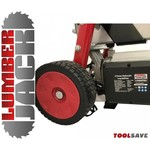 Lumberjack 4 ton Elektrisch/Hydraulische Kloofmachine - LS400P
