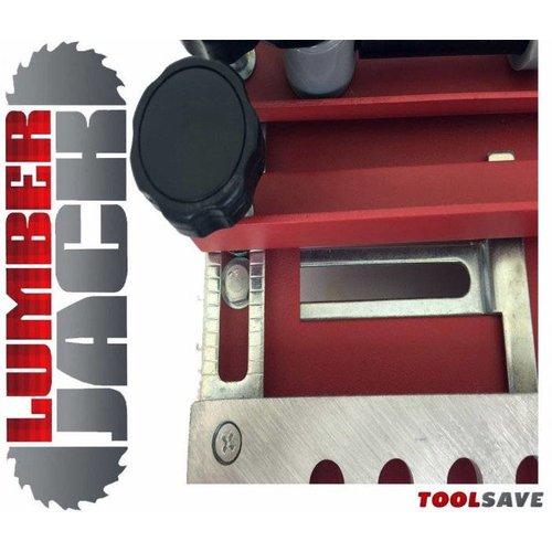Lumberjack  300mm Sjabloon voor Zwaluwstaartverbindingen DTJ300