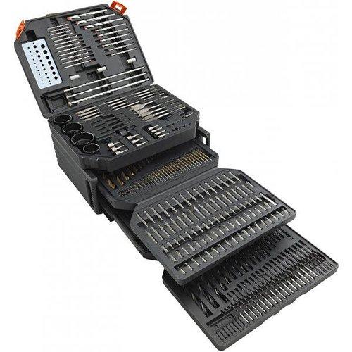 Lumberjack 300-delige Boren- en Bitset DBS300