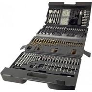 204 Piece Drill Bit Set  DBS 205