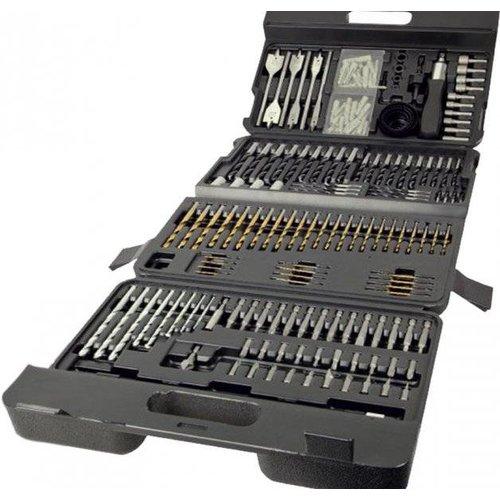 Lumberjack 204 Piece Drill Bit Set  DBS 205