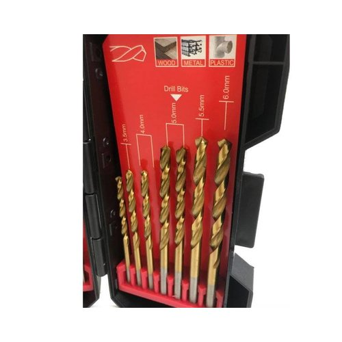 Drill Bit Set  17-piece DBS17