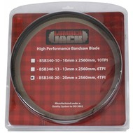 BSB340-20 2560x20mm Bandsaw Blade