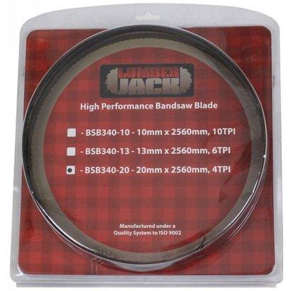 BSB340-20 2560x20mm Bandsägeblatt