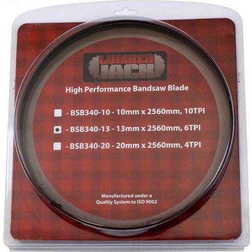 Lumberjack BSB340-13 2560x13mm Bandsaw Blade