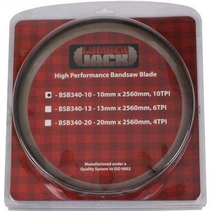 BSB340-10 2560x10mm Bandsägeblatt
