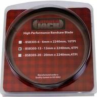 BSB305-13 2240x13mm Bandsawblade