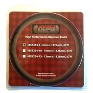 BSB254-10 1826x10mm Bandsawblade