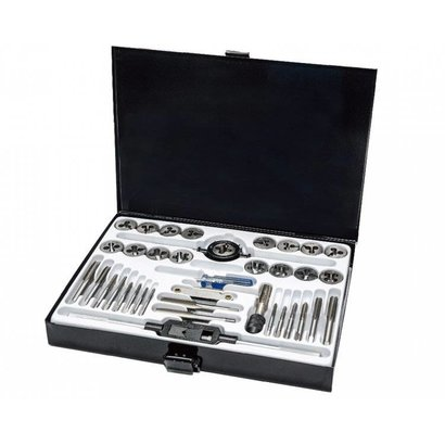 Metric Tap & Die Set  40 piece TDS40