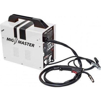 Autojack Mig Master 100 Amp Gasloos Lasapparaat