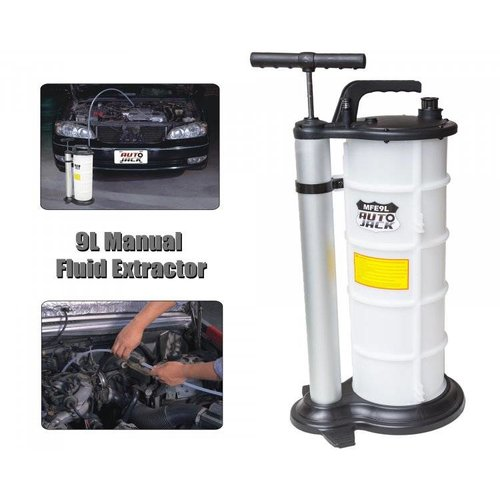 MFE9 Vacuum Oil Fluid Extractor