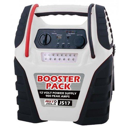 JS17 Jump Start starter 1.7AH Power Pack Booster