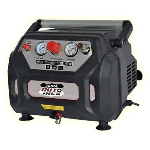 AIR6L Compressor 6 Litre Oil Free