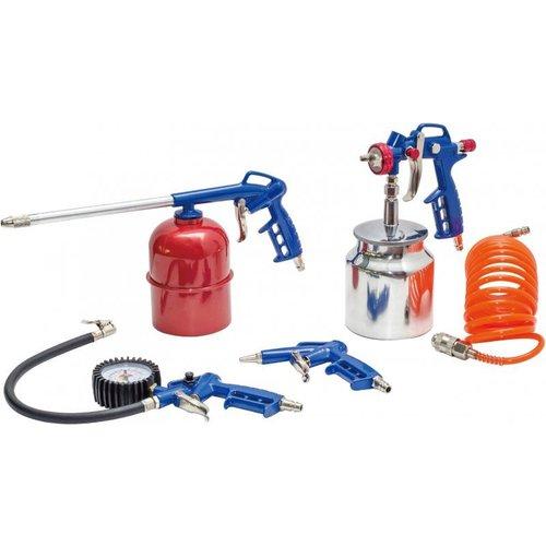 Autojack  5-Delige Compressor accessoire kit- AIR5P