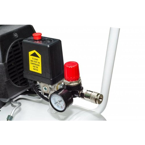 Autojack 24Liter Luchtcompressor - AIR24L