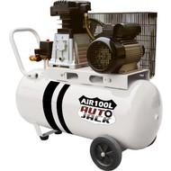 Autojack AIR100L Compressor Dubbele Cilinder