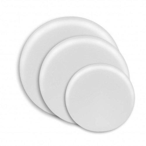 Foam pad 150mm white POL5150