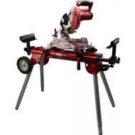 Lumberjack SCMS254DB Mitre Saw with Stand MSS200