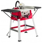 Lumberjack TS254SL Table Saw with Two Side Extensions