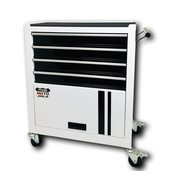 Roller Cabinet Chest PTC4D with 4 drawers