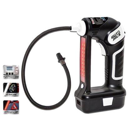 Bandenpomp / Compressor op accu CTI-12V