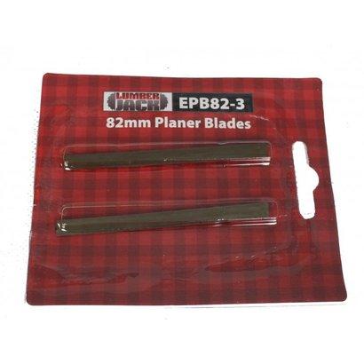 Lumberjack EPB82 Hobelmesser 2 pack