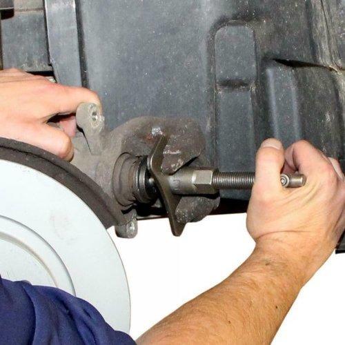 AUTOJACK BCR22 UNIVERSAL 22PC DISC BRAKE CALIPER PISTON REWIND CAR GARAGE TOOL KIT