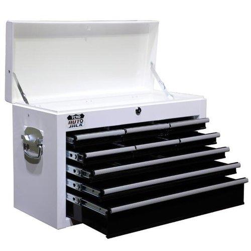 Autojack 9 Drawer Metal Tool Cabinet Top Box - TC9D