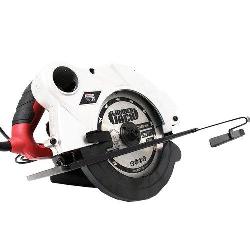 CS185 Multi Purpose Circular Saw 1400W Dust Extraction Bevel Angle