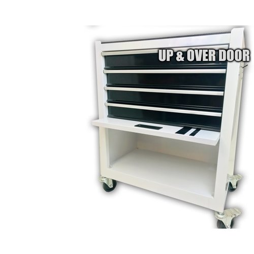Roller Cabinet Chest PTC4D with TC9D