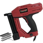 LUMBERJACK NS18G 2 IN 1 NAIL & STAPLE GUN ELECTRIC HEAVY DUTY STAPLER NAILER TACKER 240V