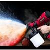 LUMBERJACK SG900 ELECTRIC PAINT SPRAYER 900ML ADJUSTABLE VALVE KNOB REFILL CONTAINER SPRAY GUN