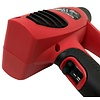 HG1800 Heat Gun with LCD temperature display and air flow controls