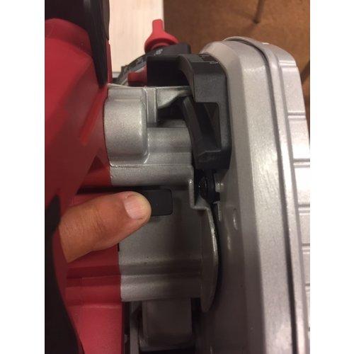 Kompakte Kreissäge mit & 1400 mm Führungsschiene