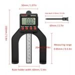 LCD digitale dieptemeter - DDG60