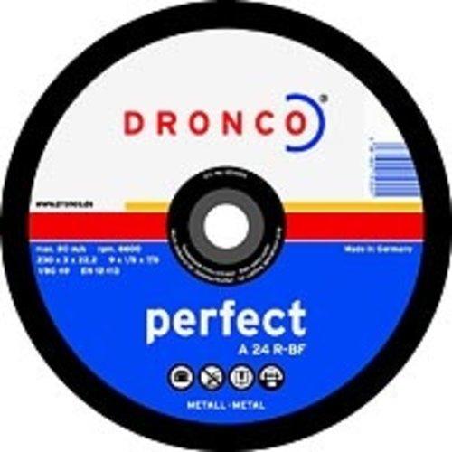 Dronco Doorslijpschijf dronco - 115 x 3 mm - staal