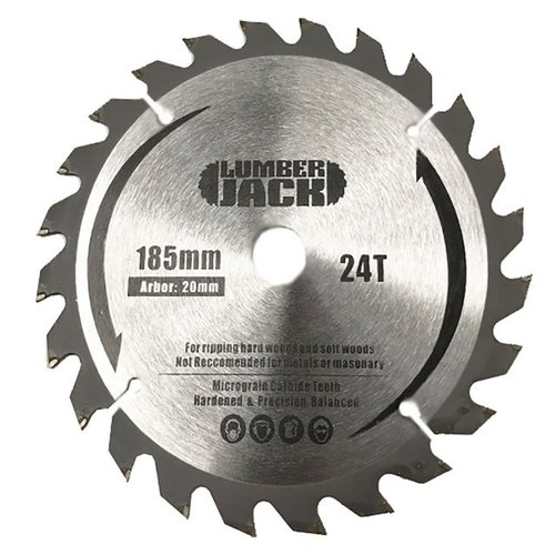 CSB18524 Circular Saw Blade 185mm 24 Tooth Blade