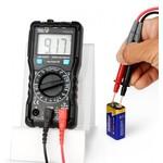 DM600 LCD Digital Multimeter Voltmeter Ammeter AC DC Current Circuit Tester