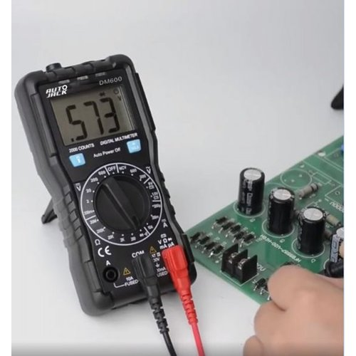 DM600 LCD Digital Multimeter