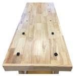 Lumberjack Houten Werkbank WB1520D2 - 2 laden, 1 bankschroef