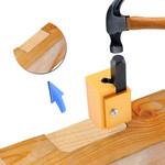 Lumberjack CC70 Corner Chisel 70mm Edge Cutting Squaring Hand Tool