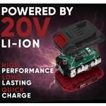 Lumberjack  20 Volt 4.0 Amp Batterij XP SERIES - LLB40